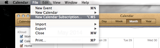 iCal-Add-Subscription