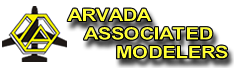 Arvada Associated Modelers Logo